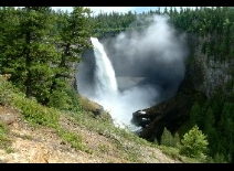 Wells Gray Provincial Park is